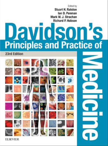 Davidson's Principles and Practice of Medicine, 23rd Edition eTextbook by Stuart H. Ralston, Ian Penman, Mark Strachan, Richard Hobson