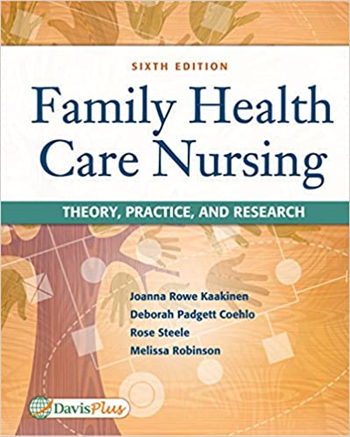 Family Health Care Nursing: Theory, Practice, and Research 6th Edition