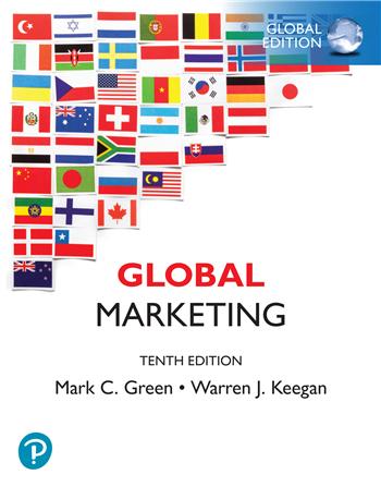 Global Marketing, Global Edition, 10th Edition eTextbook by Mark C. Green, Warren J. Keegan