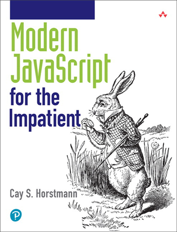 Modern JavaScript for the Impatient 1st Edition eTextbook by Cay S. Horstmann