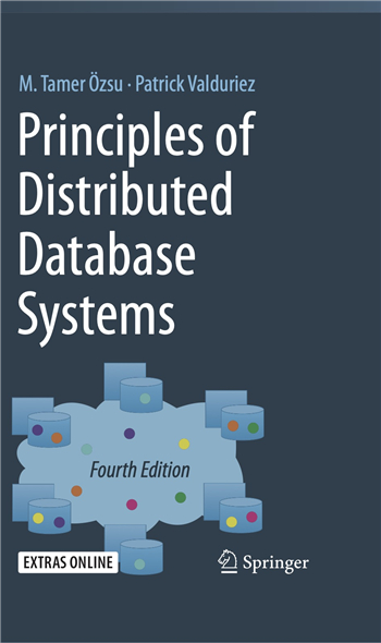 Principles of Distributed Database Systems 4th Edition eTextbook by M. Tamer Özsu, Patrick Valduriez