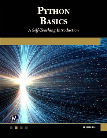 Python Basics: A Self-Teaching Introduction eTextbook by H. Bhasin