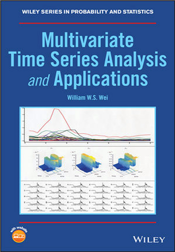 Multivariate Time Series Analysis and Applications eTextbook by William W. S. Wei