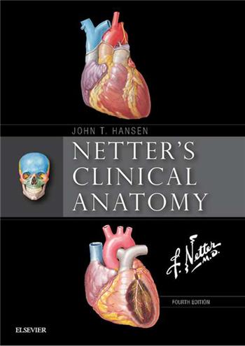 Netter's Clinical Anatomy, 4th Edition eTextbook by John T. Hansen