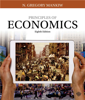 Principles of Economics 8th Edition eTextbook by N. Gregory Mankiw