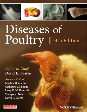 Diseases of Poultry, 14th Edition, Volume 1 & 2