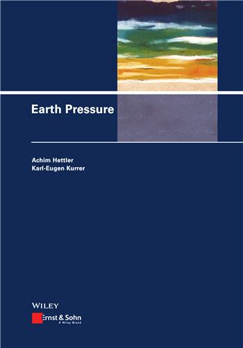 Earth Pressure eBook by Achim Hettler, Karl-Eugen Kurrer
