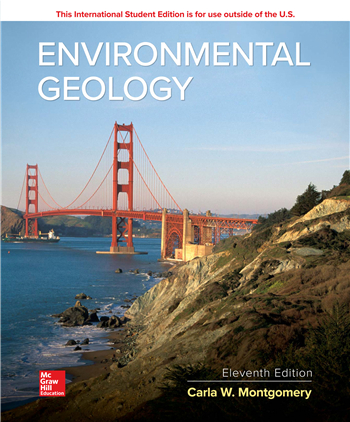 Environmental Geology 11th Edition eTextbook by Carla W. Montgomery