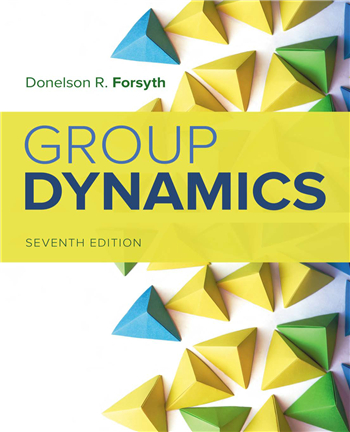 Group Dynamics 7th Edition eTextbook by Donelson R. Forsyth