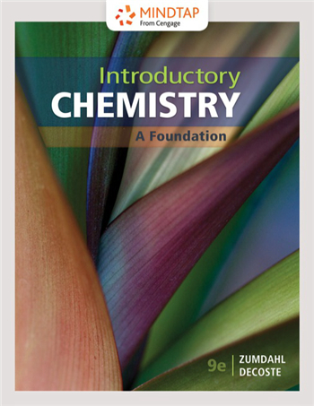 Introductory Chemistry: A Foundation 9th Edition eTextbook by Steven S. Zumdahl, Donald J. DeCoste