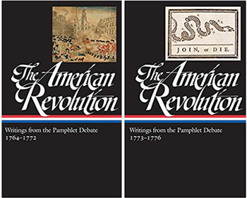 The American Revolution Writings from the Pamphlet Debate Vol. 1 1764-1772 ed. & Vol. 2 1773-1776 ed. eBook by Various, Gordon S. Wood