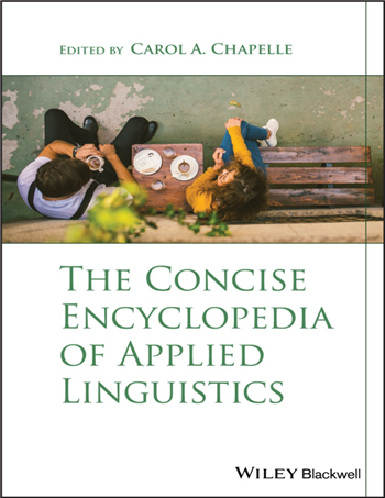 The Concise Encyclopedia of Applied Linguistics 1st Edition eTextBook by Carol A. Chapelle