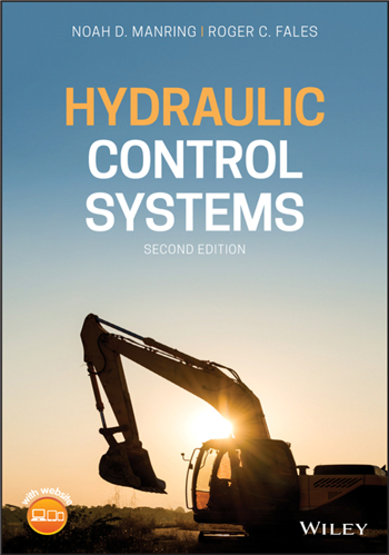 Hydraulic Control Systems, 2nd Edition eTextbook by Noah D. Manring, Roger C. Fales