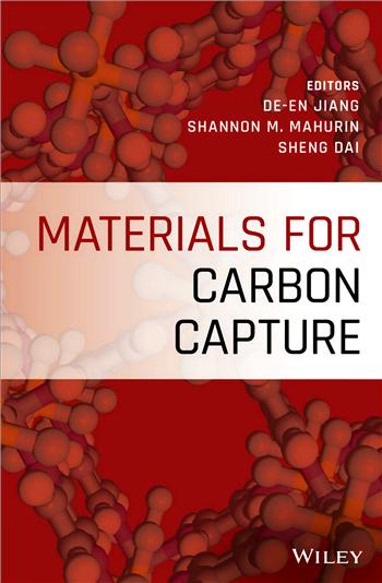 Materials for Carbon Capture 1st Edition eTextbook by De-en Jiang, Shannon M. Mahurin, Sheng Dai