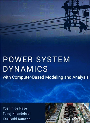 Power System Dynamics with Computer-Based Modeling and Analysis, 1st Edition