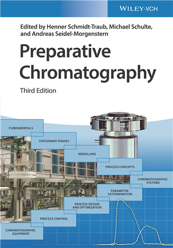 Preparative Chromatography, 3rd Edition eTextbook by H. Schmidt-Traub, Michael Schulte, Andreas Seidel-Morgenstern