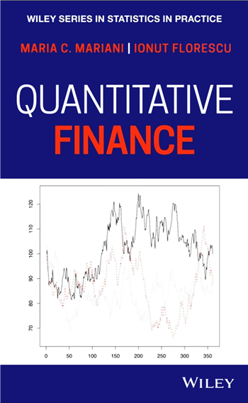 Quantitative Finance, 1st Edition eTextbook by Maria C. Mariani, Ionut Florescu