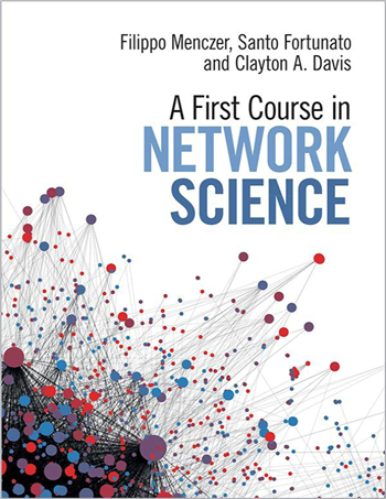 A First Course in Network Science, 1st Edition eTextbook by Filippo Menczer