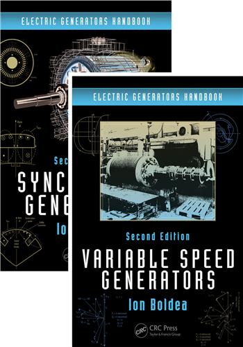 Electric Generators Handbook – Two Volume Set, 2nd Edition eBook by Ion Boldea