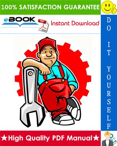 John Deere 165 Backhoe Technical Manual