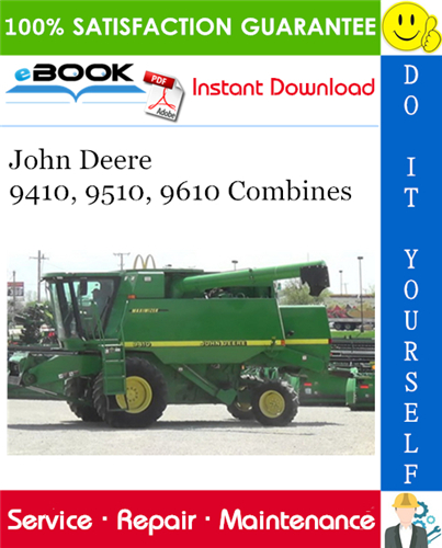 john deere 9610 combine wiring diagram john deere 9410  9510  9610 combines repair  diagnostics   tests  john deere 9410  9510  9610 combines