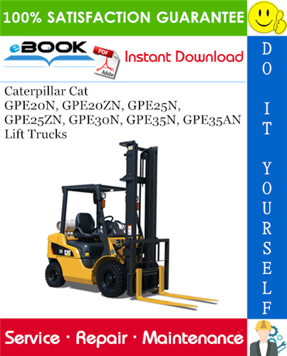 caterpillar manual ebook