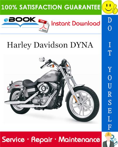 2009 Harley Davidson Dyna Models  Fxd  Fxdc  Fxdl  Fxdb