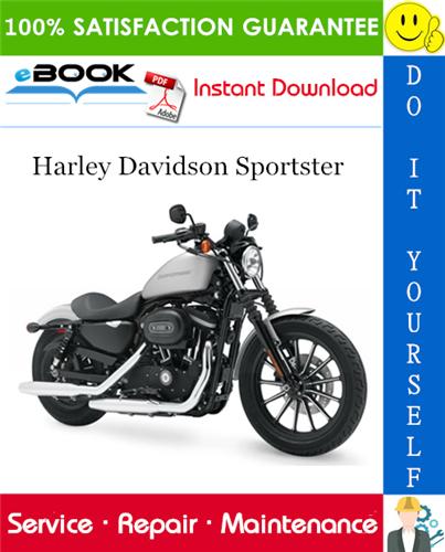 2010 Harley Davidson Sportster 883  U0026 1200 Models  Xl883r