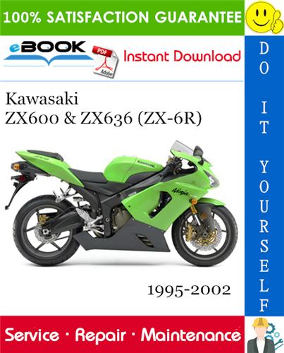Kawasaki Zx600  U0026 Zx636  Zx