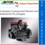 Cummins Commercial Marine and Industrial C8.3 Engine
