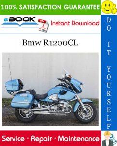 Bmw R1200CL Motorcycle Service Repair Manual
