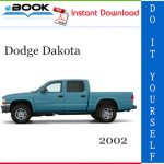 2002 Dodge Dakota Service Repair Manual
