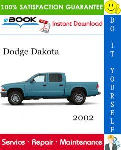 2002 Dodge Dakota Service Repair Manual