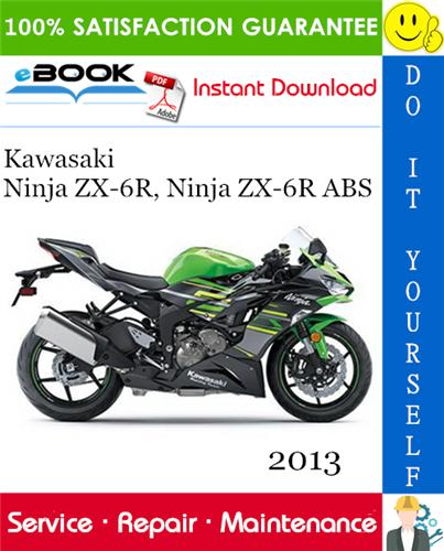 2013 Kawasaki Ninja Zx
