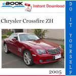 2005 Chrysler Crossfire ZH Service Repair Manual