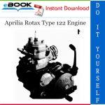 Aprilia Rotax Type 122 Engine Service Repair Manual
