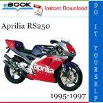 Aprilia RS250 Motorcycle Service Repair Manual