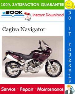 Cagiva Navigator Motorcycle Service Repair Manual