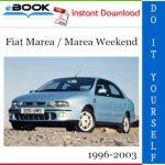 Fiat Marea / Marea Weekend Service Repair Manual