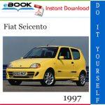 1997 Fiat Seicento Service Repair Manual
