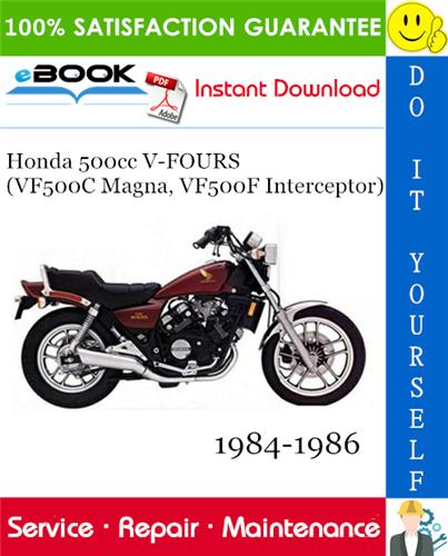 Honda 500cc V