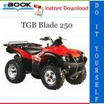 TGB Blade 250 ATV Service Repair Manual