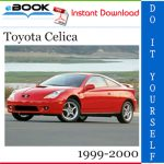 Toyota Celica Service Repair Manual