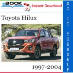 Toyota Hilux Service Repair Manual