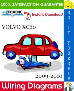 VOLVO XC60 Wiring Diagrams