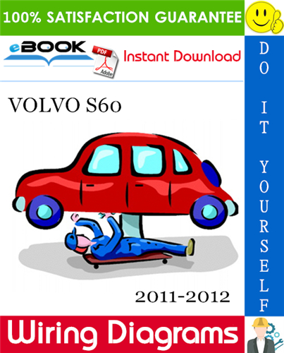 Volvo S60 Wiring Diagrams 2011