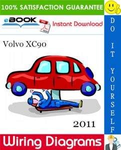 2011 Volvo XC90 Wiring Diagram