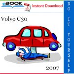 2007 Volvo C30 Wiring Diagram