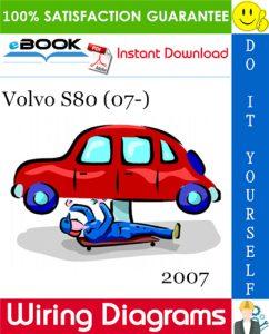 2007 Volvo S80 (07-) Wiring Diagram