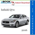 2016 Infiniti Q70 Service Repair Manual